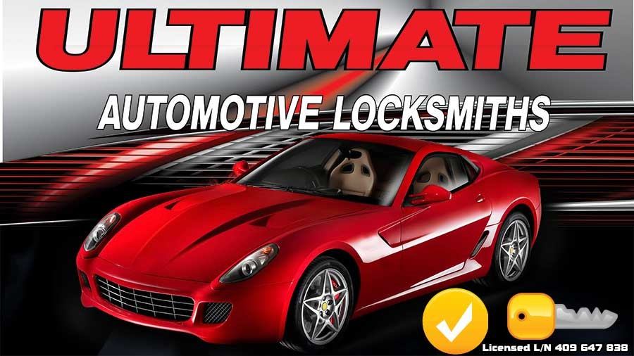 Licensed Automotive Locksmiths